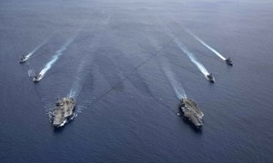 ASEAN hoan nghênh ủy ban quốc hội Mỹ ra tuyên bố Biển Đông
