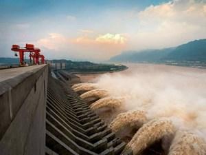 Trung Quốc bác tin đập Tam Hiệp 'biến dạng' vì mưa lũ