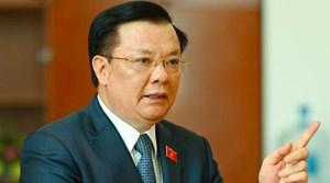 Bí thư Hà Nội: Tận dụng tối đa 'thời điểm vàng' vì an toàn và sức khoẻ người dân