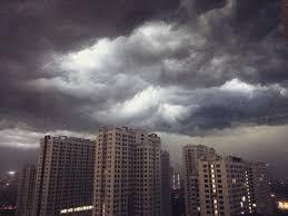Hà Nội sẽ liên tục có mưa dông trong 2 ngày tới