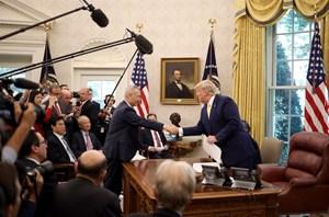Tổng thống Mỹ Donald Trump và cuộc đua tái cử