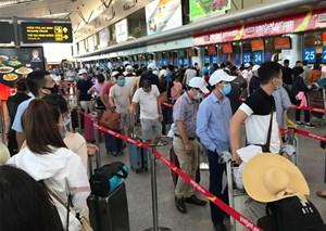 80.000 hành khách đang kẹt ở Đà Nẵng