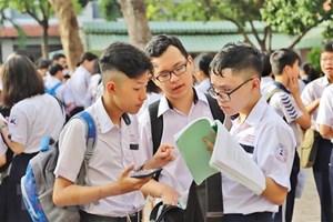 Công bố điểm thi lớp 10 các trường công lập tại Thành phố Hồ Chí Minh
