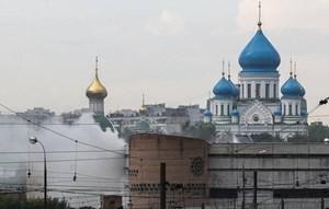 Cháy tại một cơ sở giam giữ nữ phạm nhân ở Nga, hàng trăm người sơ tán