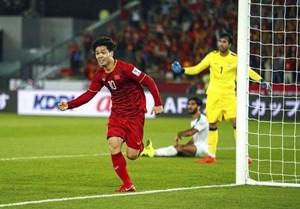 Công Phượng thua ngôi sao Uzebkistan ở cuộc bầu chọn Asian Cup