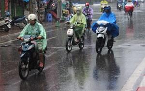 Hà Nội đề phòng mưa dông trong 1 giờ tới