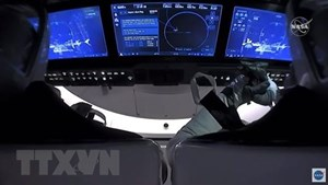 Mỹ: Các phi hành gia NASA đã trở về Trái Đất từ ISS