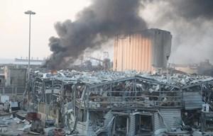 Nội các Liban nhất trí quản thúc ở nhà với những quan chức cảng Beirut