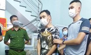 Hai tên trộm 'hồn nhiên' ở TP Nam Định