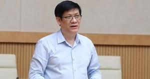 Ông Nguyễn Thanh Long làm Phó Trưởng ban Thường trực BCĐ Quốc gia phòng, chống dịch Covid-19