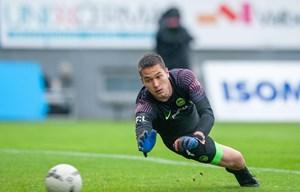 Filip Nguyễn dự bị của đội Séc, vẫn còn cơ hội khoác áo tuyển Việt Nam