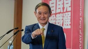 'Mở đường' cho ông Suga, Nội các Nhật Bản đồng loạt từ chức