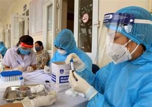 Hà Nội phát hiện 1 ca Covid-19 ngoài cộng đồng là cụ bà 74 tuổi ở Long Biên