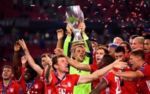 Bayern Munich giành thêm Siêu cúp UEFA 2020