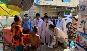 Campuchia cảnh báo sốt Chikungunya bùng phát tại tỉnh giáp Việt Nam