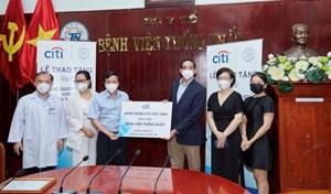 TP HCM: Bệnh viện Thống Nhất tiếp nhận hỗ trợ 14 giường ICU