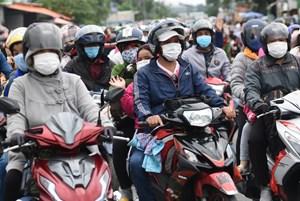 Kiểm soát chặt chẽ người dân từ TP HCM về các tỉnh tránh dịch