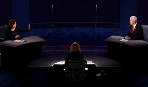 Tranh luận phó tổng thống Mỹ: Tâm điểm 'Covid-19'