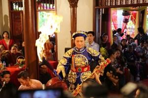 Nhà nghiên cứu âm nhạc Nguyễn Quang Long: Âm nhạc trong Đạo Mẫu là di sản quý