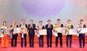 Tôn vinh doanh nhân, doanh nghiệp Thăng Long năm 2020