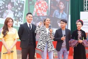 H'Hen Niê cùng nhiều nghệ sĩ truyền thông điệp bảo vệ trẻ em khỏi vấn nạn tảo hôn