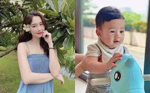[ẢNH] 'Sao' Việt trong ngày: Hoa hậu Đặng Thu Thảo lần đầu đăng ảnh rõ mặt con trai