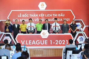 V-League 2021: Căng thẳng ngay từ vạch xuất phát