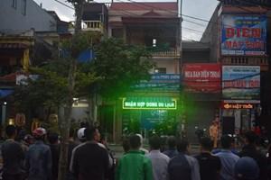 Thái Bình: Hàng trăm cảnh sát khám xét, bắt Giám đốc công ty xe khách Phúc Cường
