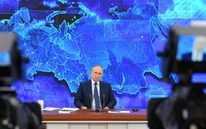 Những vấn đề đáng chú ý trong họp báo thường niên của Tổng thống Putin