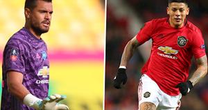 HLV Solskjaer xác nhận chia tay 2 cầu thủ Man Utd