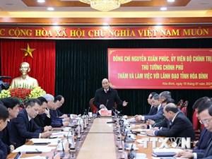 'Sao cho mâm cơm của người dân Hà Nội phải có thực phẩm từ Hòa Bình'