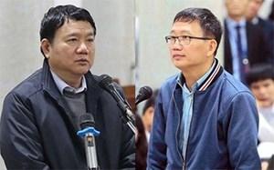 Bị cáo Đinh La Thăng, Trịnh Xuân Thanh tiếp tục hầu tòa ngày 22/1