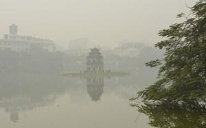 Hà Nội có mưa vài nơi, sáng có sương mù, trời rét