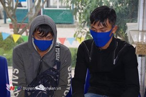 Nghệ An: Phát hiện, bắt giữ các đối tượng nhập cảnh trái phép