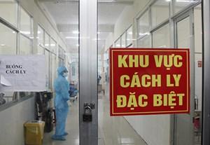 Bắc Ninh có 1 ca dương tính Covid-19 và 6 trường hợp F1