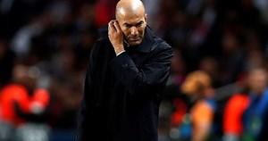 HLV Zidane nổi giận trước những chỉ trích từ truyền thông