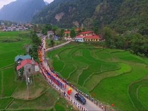 Huyện Quan Hoá (Thanh Hoá): Tổng giá trị sản xuất năm 2020 đạt gần 2.300 tỷ đồng