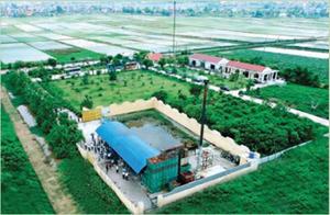 Công ty TNHH cơ khí Tân Thiên Phú: Miệt mài sáng tạo, làm sạch làng quê