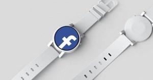 Facebook phát triển đồng hồ thông minh trong tương lai