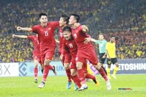 Vòng loại World Cup: Đội tuyển Việt Nam sẽ quyết đấu với Malaysia