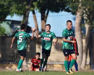 V-League 2021: Các đội bóng ráo riết luyện quân