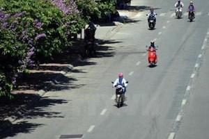 Cuối tuần: Hà Nội mát mẻ, miền Nam nắng nóng gia tăng