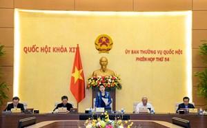 Chuẩn bị Lễ tuyên thệ của tân Chủ tịch nước, Thủ tướng, Chủ tịch Quốc hội