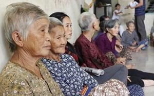 Gia Lai: Chăm sóc người cao tuổi nghèo, có hoàn cảnh khó khăn