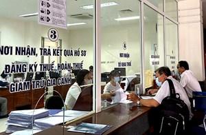 Nhận hồ sơ gia hạn nộp tiền thuế đất