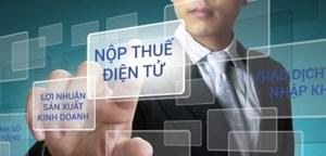 Có thể thực hiện các giao dịch thuế điện tử ngày 24/7