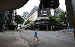 Phong tỏa thành phố lớn thứ ba Australia
