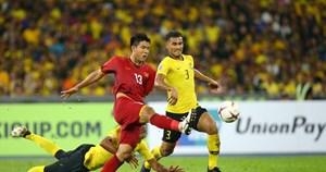 Malaysia lo lắng trước thềm trận đấu với đội tuyển Việt Nam