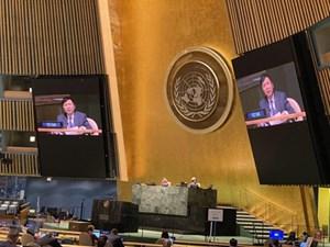 Việt Nam - thành viên chủ động, tích cực của Hội đồng Bảo an