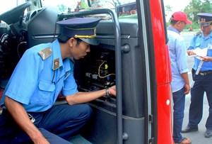 Tổng kiểm tra dữ liệu giám sát hành trình vận tải